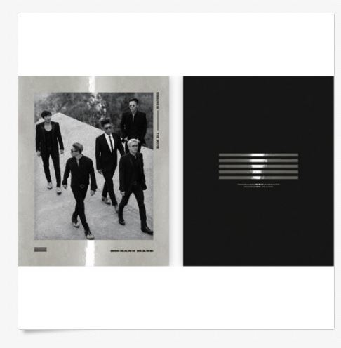 빅뱅 [BLU-RAY] BIGBANG - BIGBANG10 THE MOVIE BIGBANG MADE Blu-ray FULL PACKAGE BOX