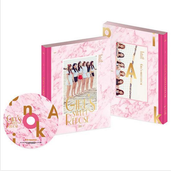 APINK 1st Photobook [GIRL'S SWEET REPOSE]