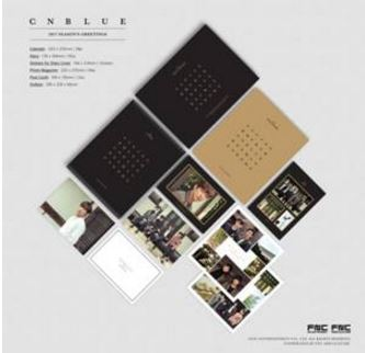 씨엔블루 CNBLUE 2017 CNBLUE SEASON'S GREETINGS