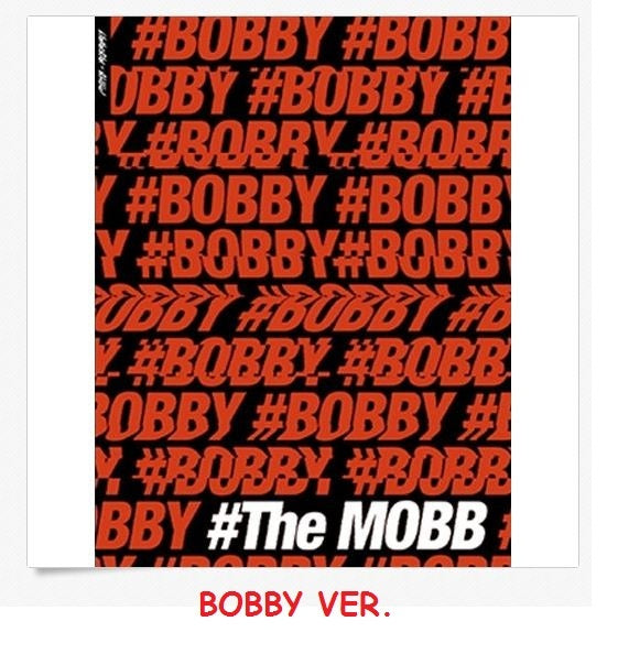 MOBB-[The MOBB] DEBUT 1ST MINI ALBUM