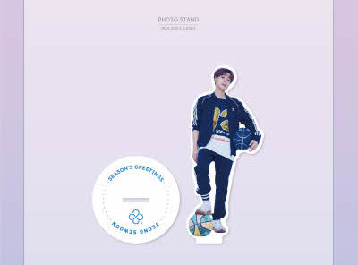 [Pre-Order] JEONG SEWOON 2019 SEASON'S GREETINGS