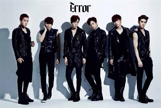 VIXX Error Unfolded Poster