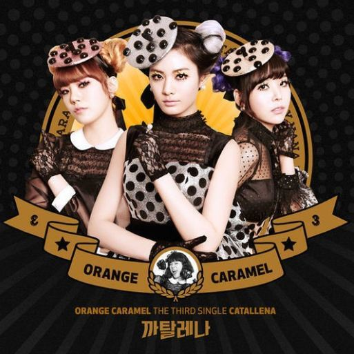 오렌지카라멜 Orange Caramel Single Album Vol. 3 - Catallena