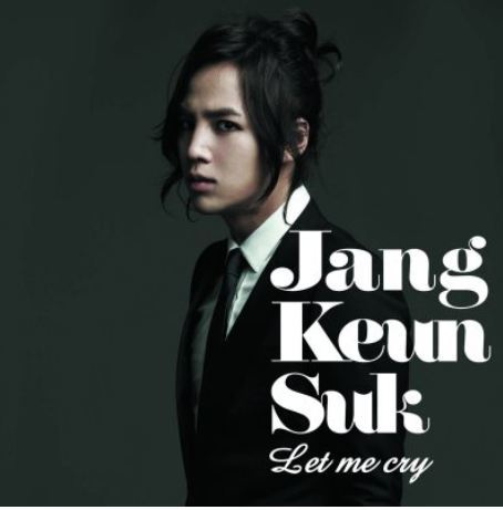 장근석 Jang Keun Suk Single Album - Let Me Cry  CD+DVD