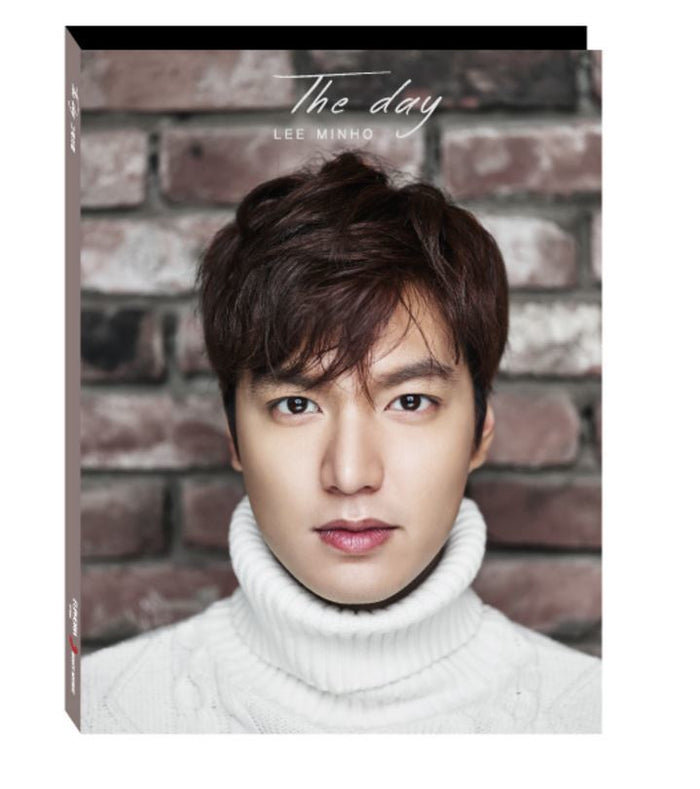이민호 LEE MIN HO - Single Album [The Day]
