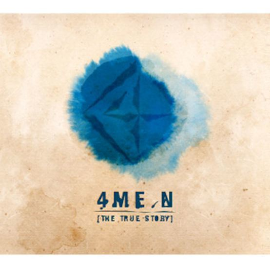 포맨 4Men The 5th Album Vol. 1 - The True Story
