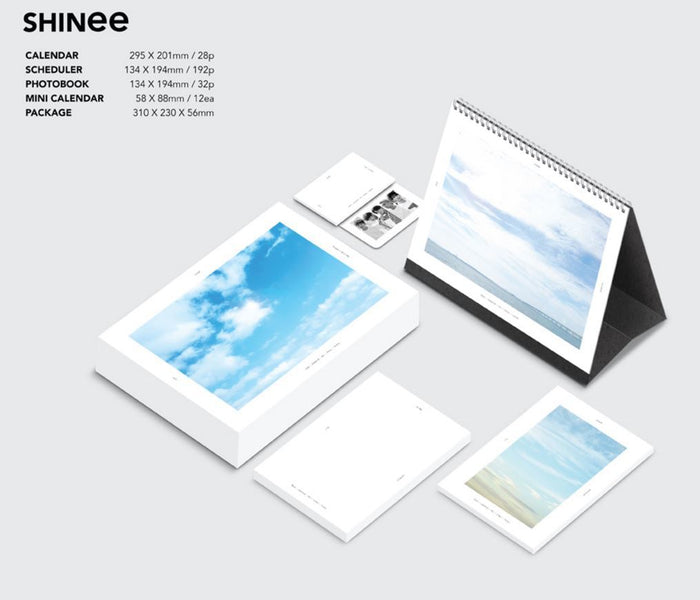 샤이니 SHINee - 2016 SEASON GREETING