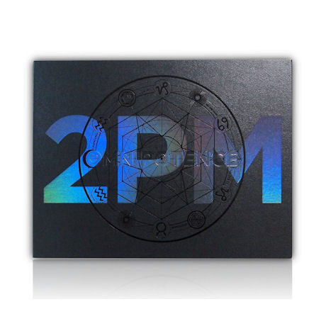 2PM Photobook - Omnipotence