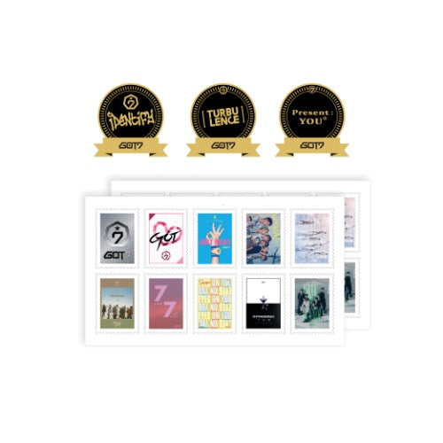 GOT7 6th Anniversary Official Fan Meet Merchandise - 6th Anniversary Set