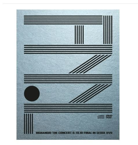 빅뱅 - BIGBANG10 THE CONCERT 0.TO.10 FINAL IN SEOUL DVD