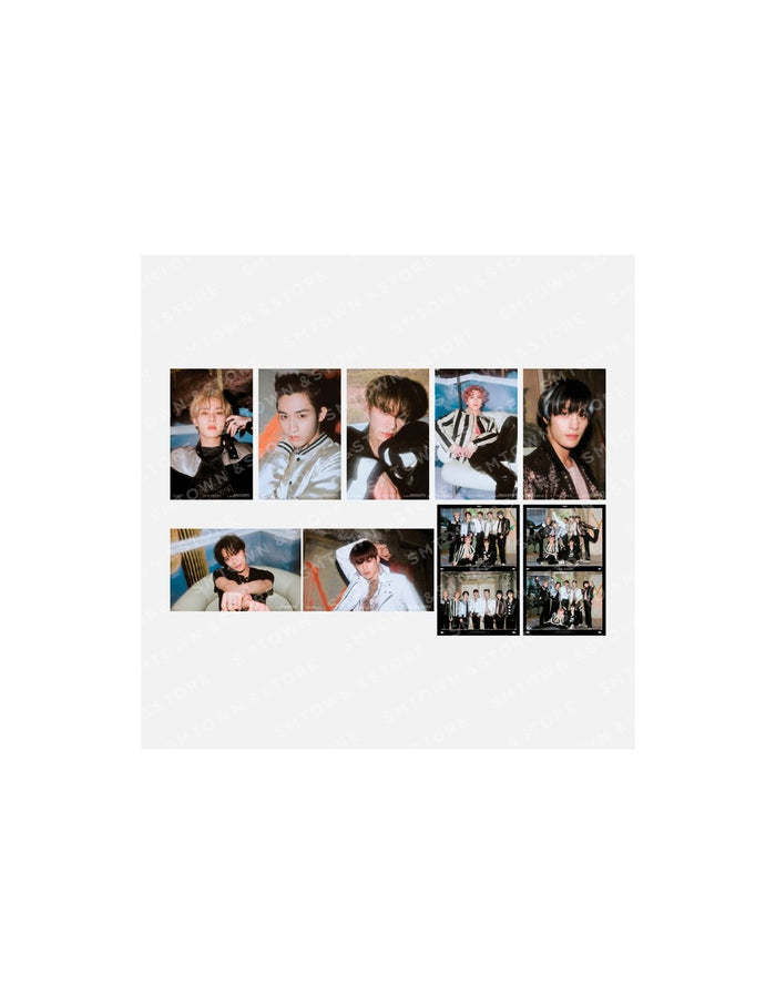 [Pre-Order] WayV Kick Back Goods - 4X6 PHOTO SET