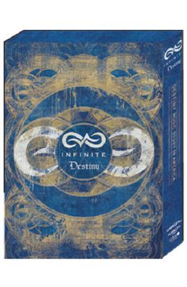 인피니트 Infinite - Destiny in America (2DVD + Photobook) (Korea Version)