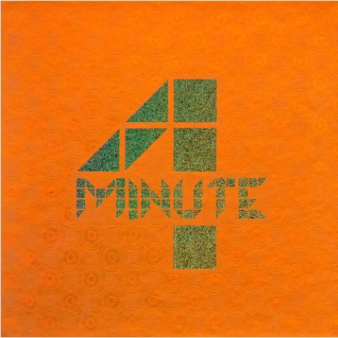 포미닛 4Minute Vol. 1 - 4Minutes Left