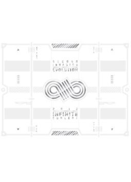 인피니트(Infinite) - 2012 Infinite Concert Second Invation: Evolution [DVD]