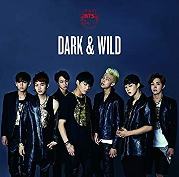 BTS Japanese Release - Dark and Wild
