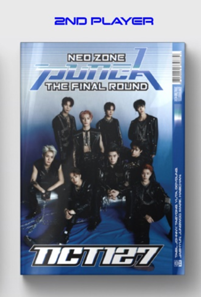 NCT 127 2nd Repackage Album - NCT No.127 Neo Zone : The Final Round