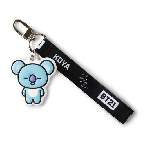 BT21 OFFICIAL GOODS - TRAVEL WRIST STRAP