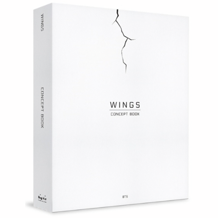 방탄소년단 BTS WINGS CONCEPT BOOK