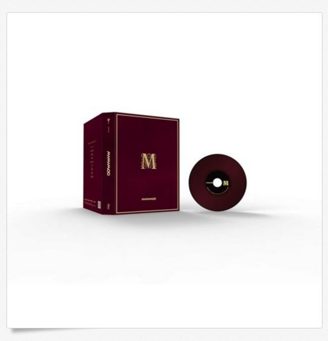 마마무 MAMAMOO 4TH MINI ALBUM [ MEMORY ]