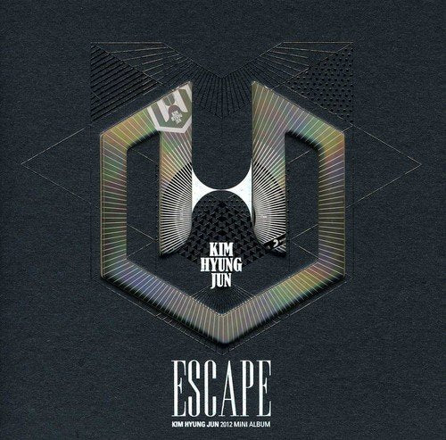 김형준 KIM HYUNG JUN 2012 Mini Album - Escape