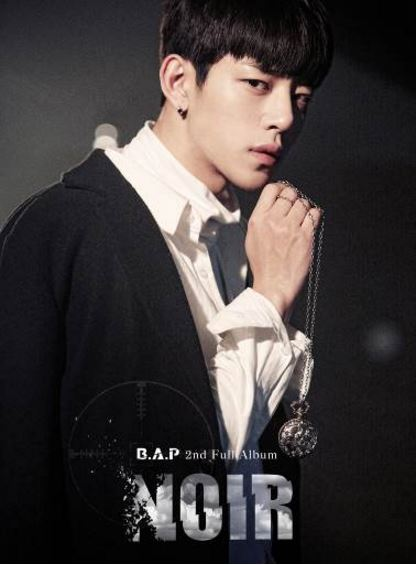 (Limited Edition) B.A.P 2nd Album - NOIR