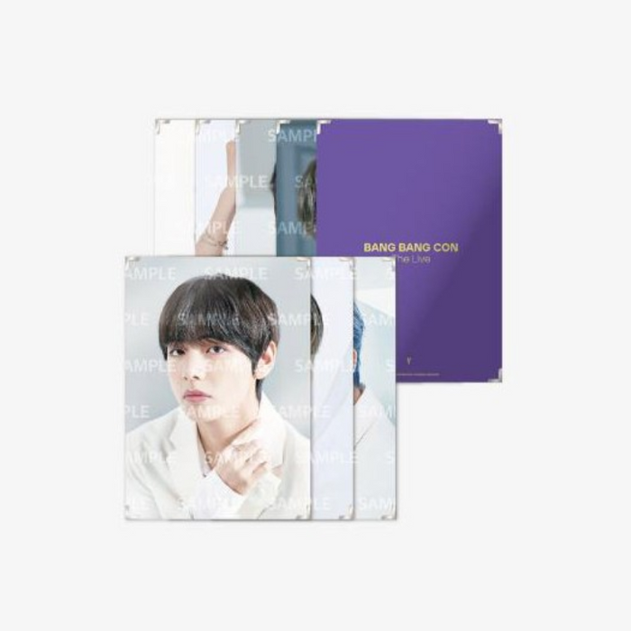 [Pre-Order] BTS BANGBANGCON The Live Official Merchandise - Premium Photo