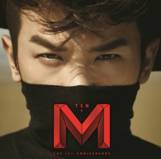 이민우 Lee Min Woo 10th Anniversary Album - M+TEN