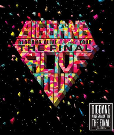 빅뱅 BigBang - 2013 BigBang Alive Galaxy Tour Live [The Final in Seoul] (2CD) (Limited Edition)