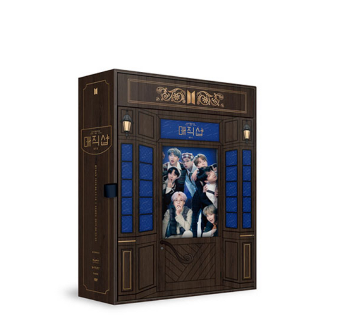 [Pre-Order] BTS 5th Muster - Magic Shop DVD
