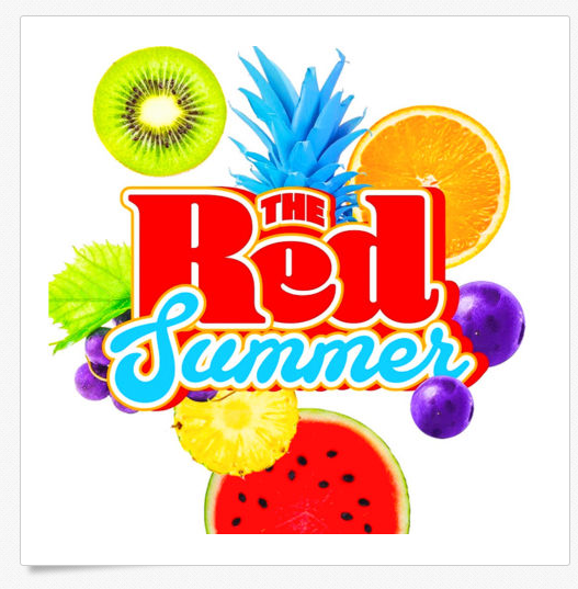 레드벨벳  RED VELVET - The Red Summer (Mini Album)