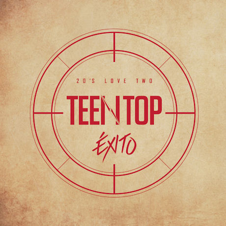 TEENTOP(틴탑) - TEENTOP EXITO: 20'S LOVE TWO [REPACKAGE]