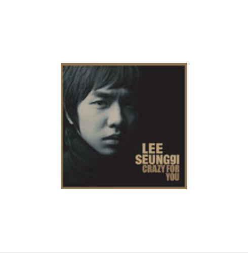 이승기 Lee Seung Gi Vol. 2 - Crazy For You