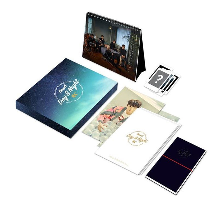 [Pre-Order] 데이식스 DAY6 - 2018 SEASON'S GREETINGS [DAY & NIGHT]