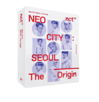 [KiT] NCT 127 1ST TOUR [NEO CITY : SEOUL - THE ORIGIN] Concert KiT