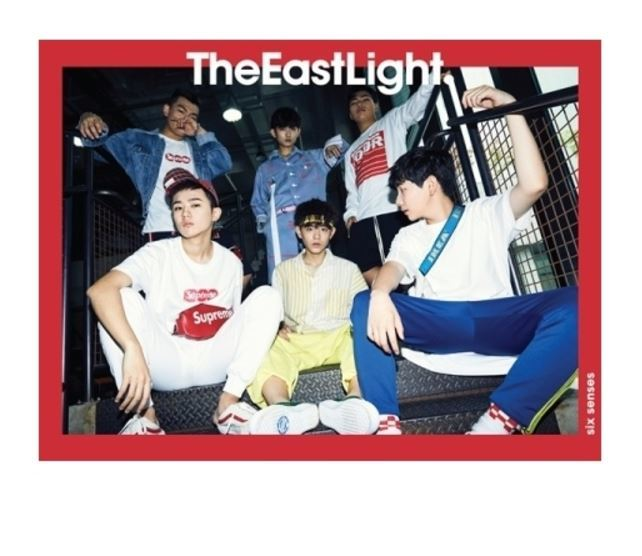 더 이스트라이트 TheEastLight - Six Senses (1st Mini Album)