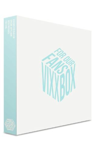 빅스 Vixx Box DVD & Goods Set: For Our Fans (Korea Version)