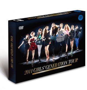 소녀시대 Girls' Generation - 2011 Girls' Generation Tour (2DVD + Photobook) (Korea Version)