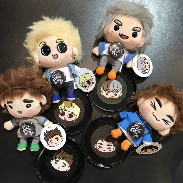 GOT7 FLY IN SEOUL FINAL CONCERT OFFICIAL GOODS [GOTOON DOLL]