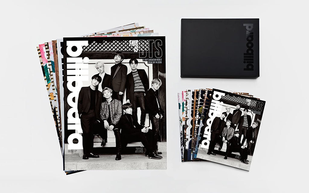 BTS - Billboard Limited Edition BOX SET