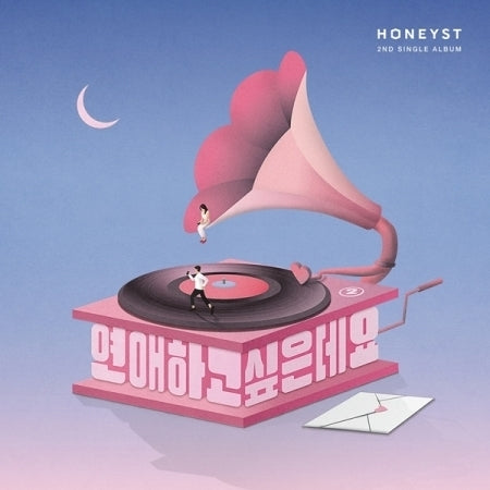 허니스트 Honeyst 2nd Single Album