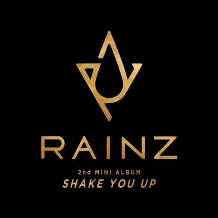 레인즈 RAINZ 2ND MINI ALBUM - SHAKE YOU UP