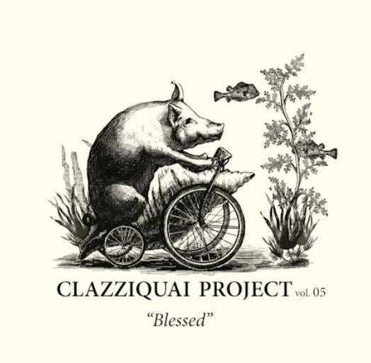 클래지콰이 Clazziquai Project Vol. 5 - Blessed