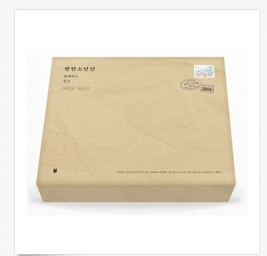 [Pre-Order] 방탄소년단 BTS  OFFICIAL 2018 SEASON'S GREETINGS