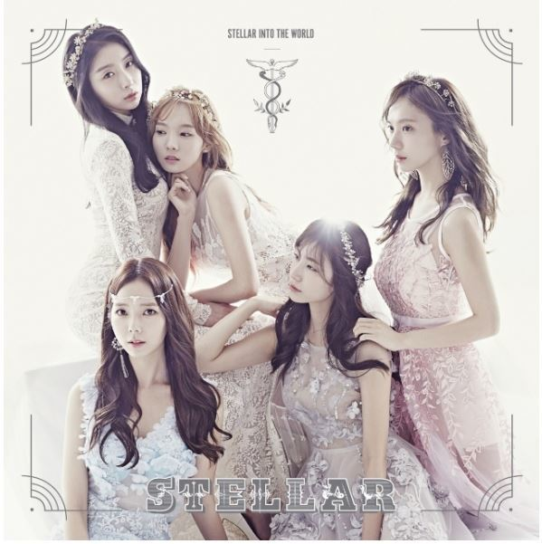 스텔라STELLAR - 3RD MINI ALBUM - STELLAR INTO THE WORLD CD