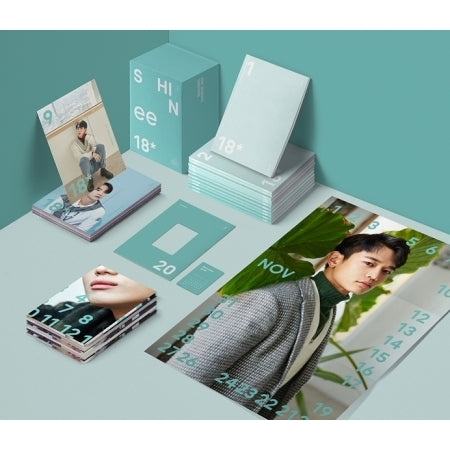 [Pre-Order] 샤이니 SHINEE 2018 SEASON'S GREETINGS