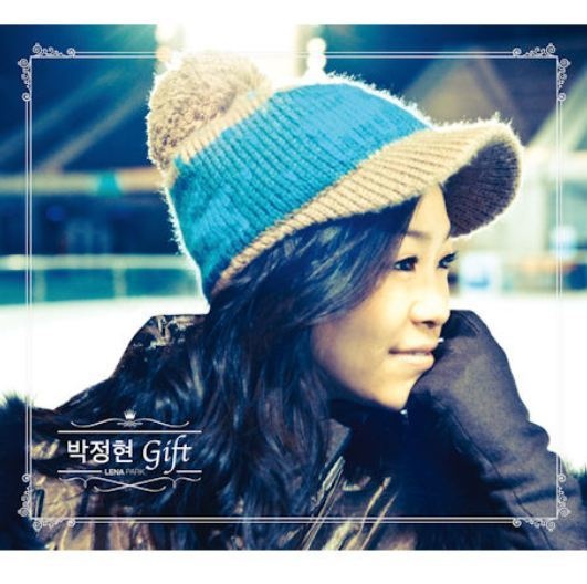 박정현 Park Jung Hyun - Gift (3CD + DVD) DVD Region All