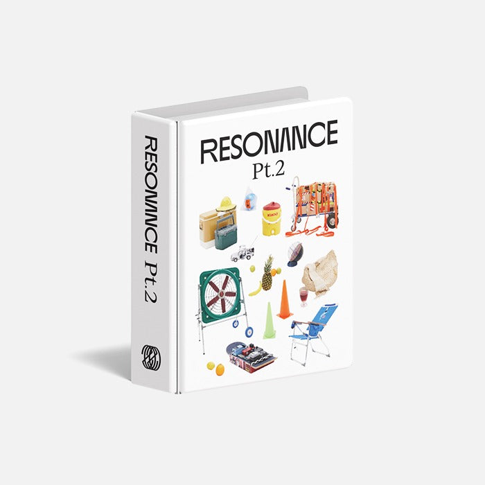 NCT U RESONANCE PT. 2 MINI COLLECT BOOK [90's Love]