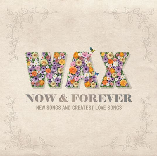 왁스 Wax Vol. 10 - Now & Forever : New Songs And Greatest Love Songs (2CD)
