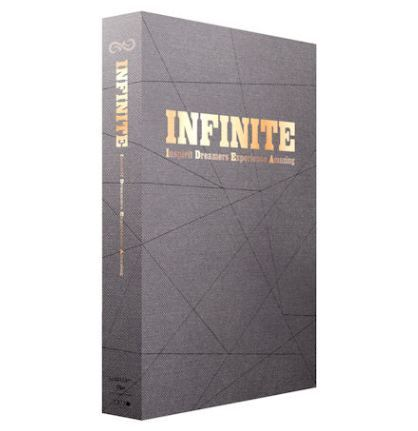인피니트 Infinite Photobook - Infinite Idea (Photobook + DVD) (Korea Version)