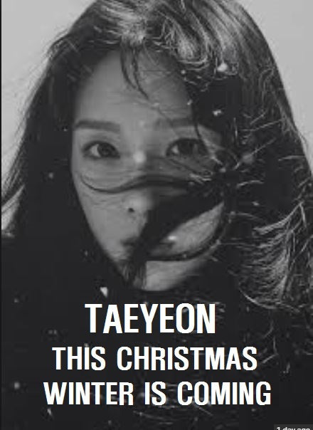 [Pre-Order] 태연TAEYEON WINTER ALBUM - WINTER IS COMING